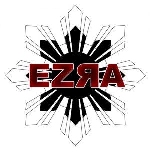 Ezra Logo White